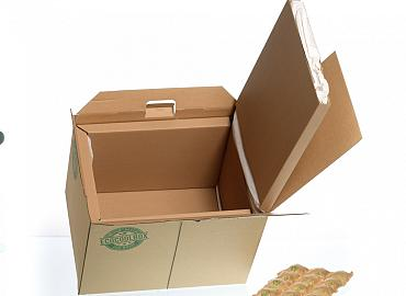 Eco friendly packaging solutions