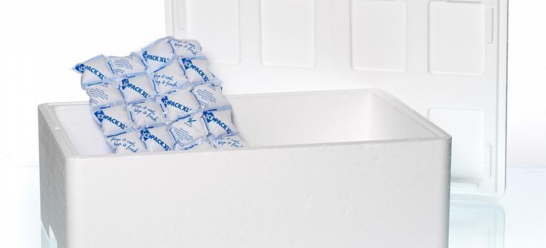 Gebruik van icepacks groeit in de AGF, vooral door online verkoop