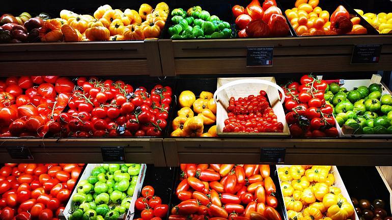 Groenten en Fruit gekoeld verpakken